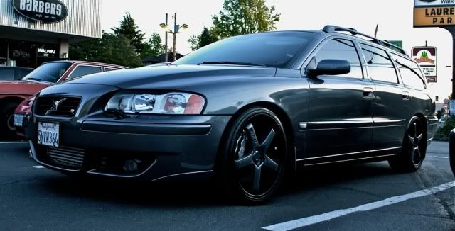 Legacy Gt Wagon Slammed Your Looks Terrific 2001 Volvo V70 T5 M Sr Clic Red Graphite