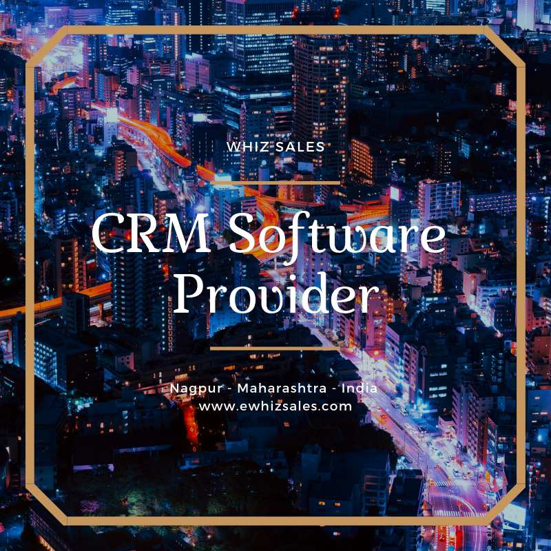 Multipurpose CRM software provider companies in Pune