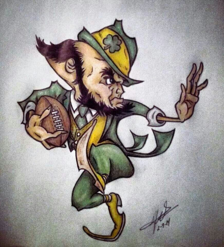 i am ready for football notre dame pinterest notre dame fighting irish and notre dame. Black Bedroom Furniture Sets. Home Design Ideas
