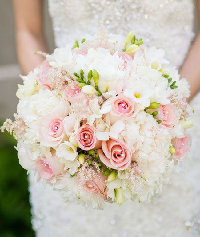 Bridal Flowers Blush Pink : Blush pink bridal bouquet brian hatton photography w is