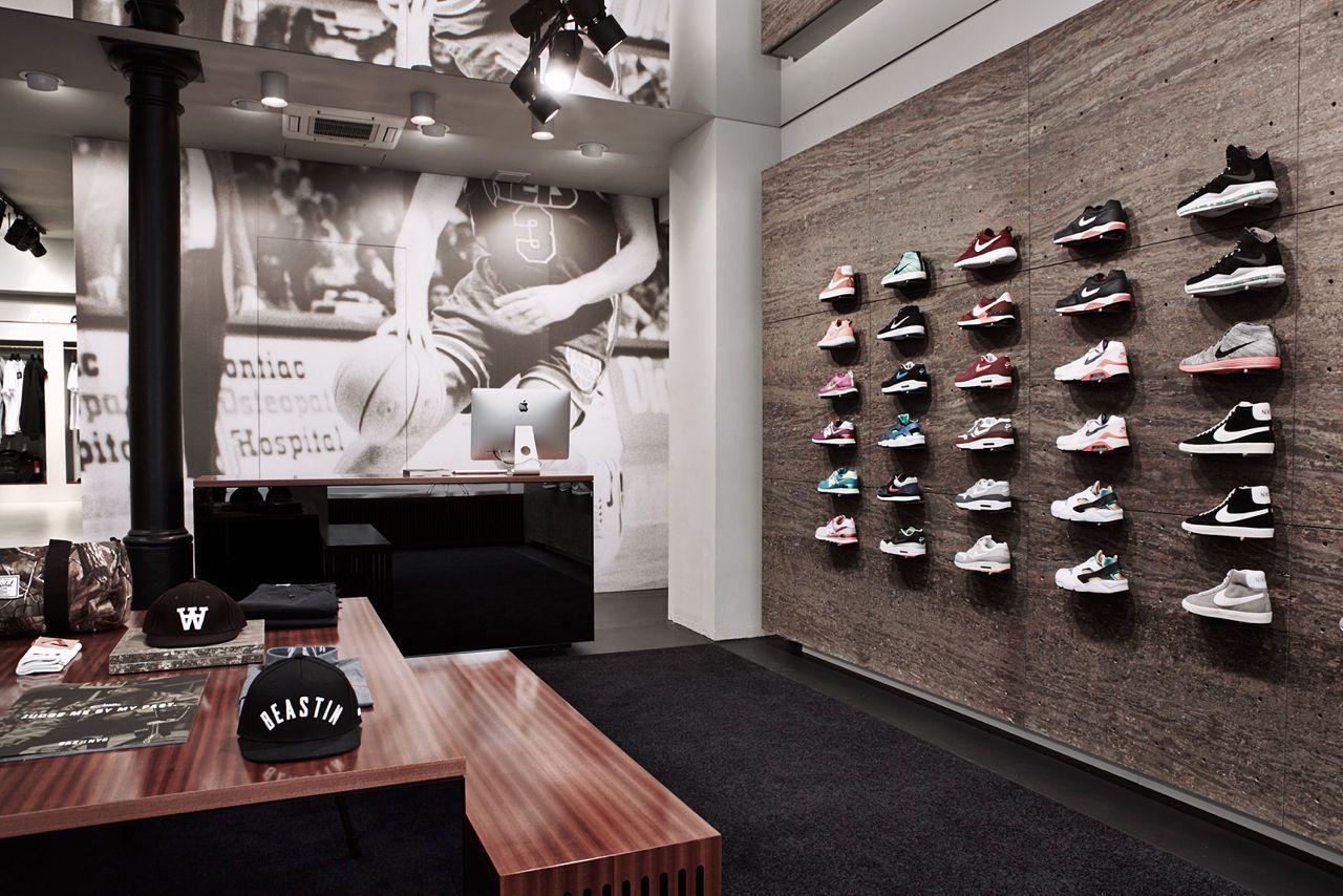 Footwear BSTN Store
