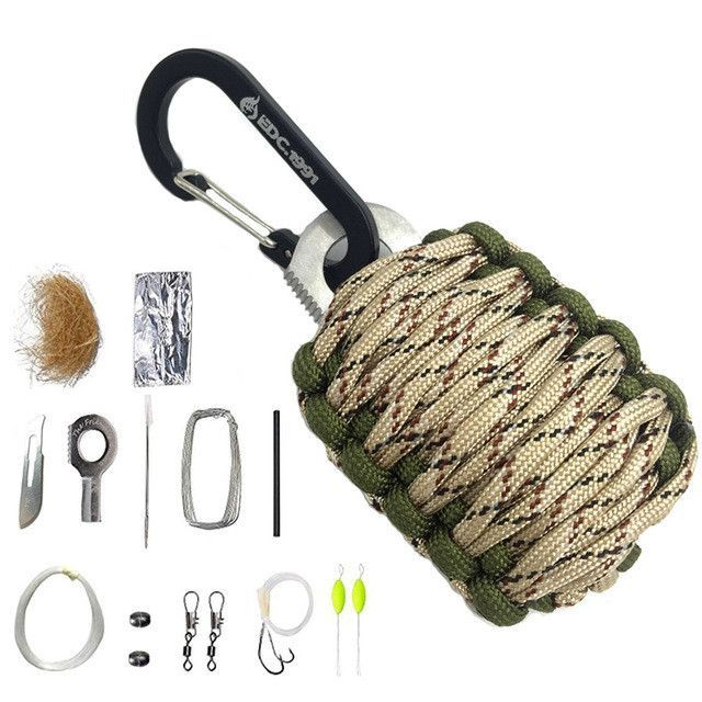 Survival outdoor Camping Kit