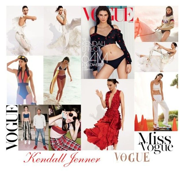 Kendall Jenner Vogue April 2016 COVER!