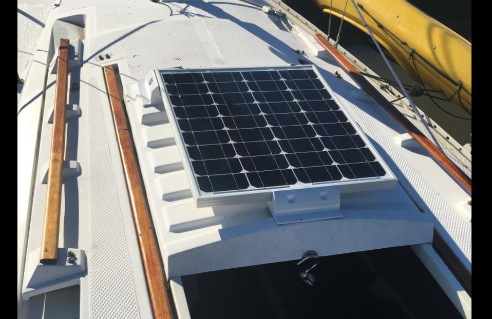 Solar Panel Mounts For Vehicle Mounted Systems Mobile Solar Power Made Easy In 2020 Solar Solar Panels Solar Panel Mounts
