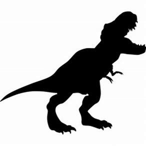 Download Image result for Free Silhouette Svg File T-Rex | Dinosaur ...