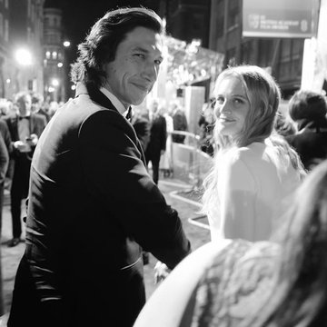 Best of Adam Driver on Twitter Adam and Joanne at the