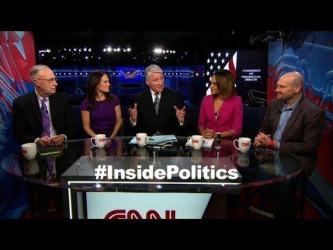 'Inside Politics' forecast: Swing state slide?