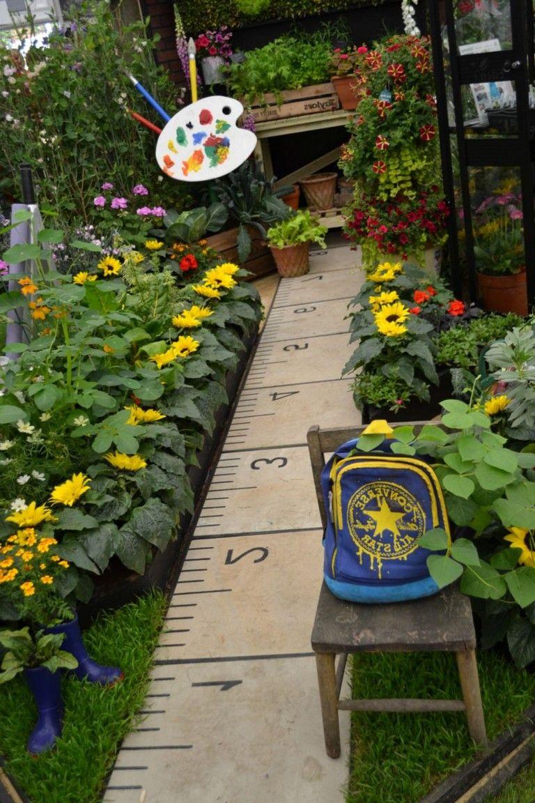 33 Sweet Simple School Garden Design Ideas Garden
