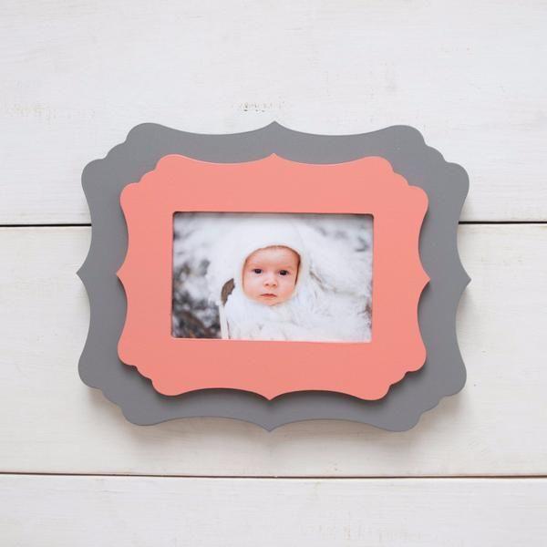 Snap Point Picture Frame SetFits 4x6 PhotoBase
