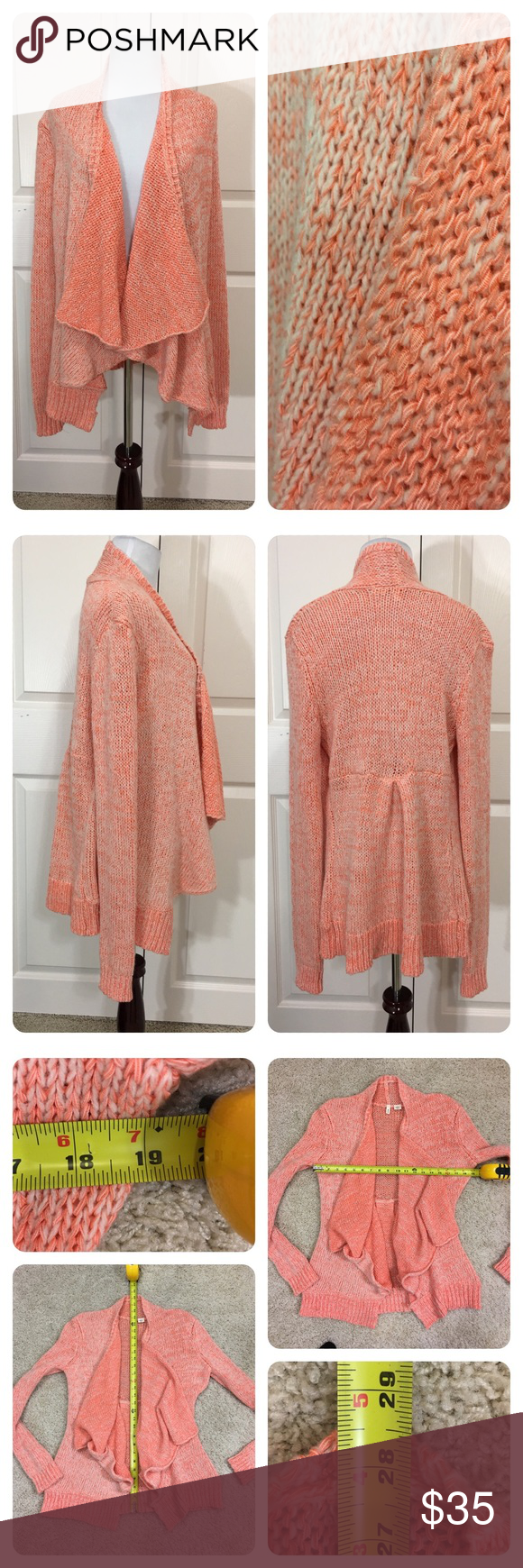 Anthropologie Moth waterfall cardigan | Moth, Anthropologie and Flaws