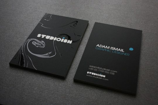 Business Card Design Things To Consider And Eye Catching Examples