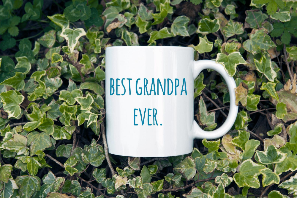 Best Grandpa Ever Mug - Grandparents Day Gift for Grandpa #grandparentsdaygifts