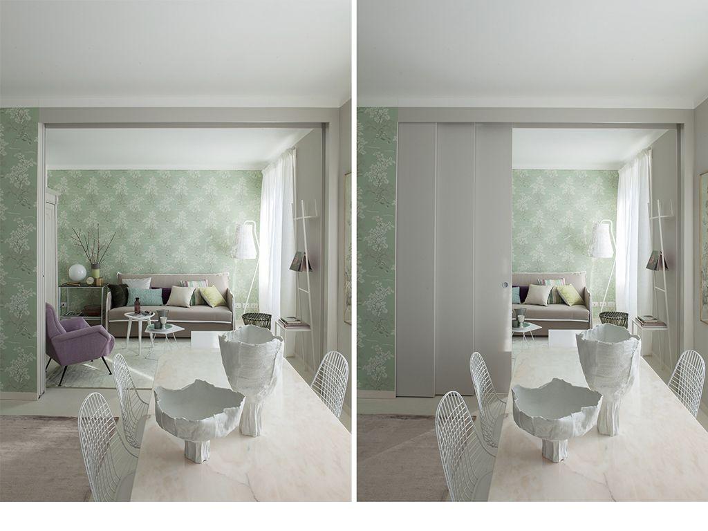 Open space: come dividere cucina e soggiorno | Home sweet home ...