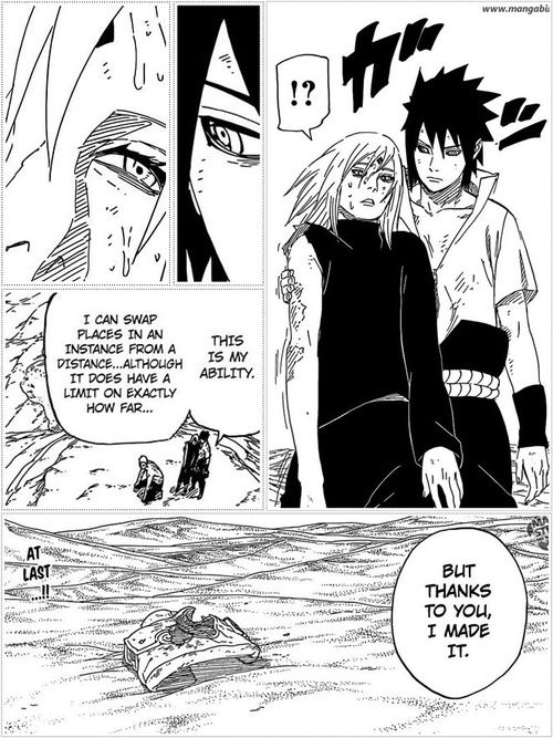 I Ve Been Fangirling About The Latest Naruto Chapter Specifically This Scene Fotos De Manga Sasusaku Naruto