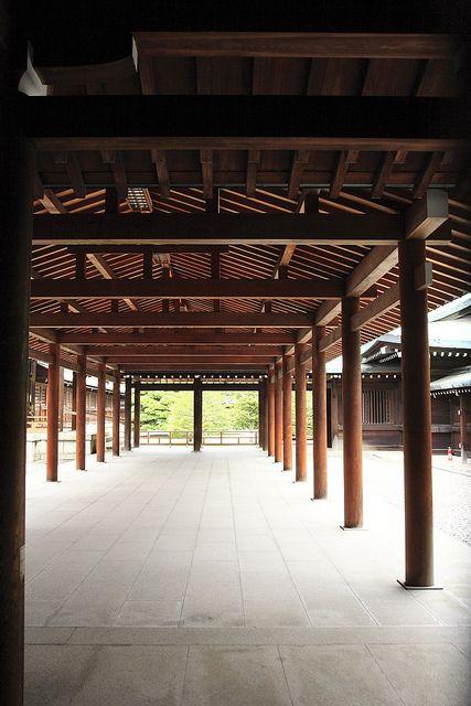 Passage Way Japanese Architecture Architecture Japan Architecture