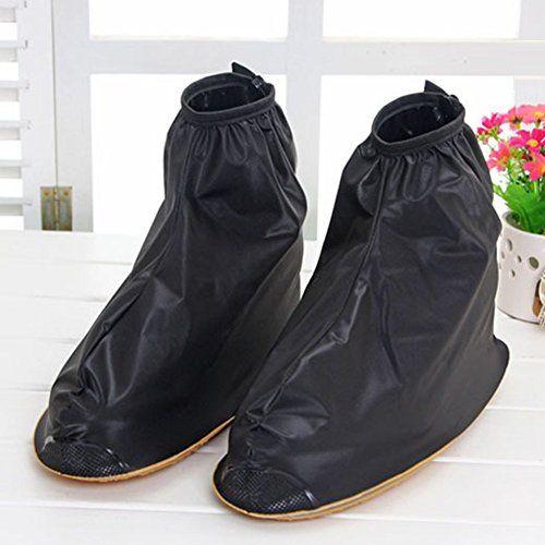 f646042c72b1a Benran Rain Shoe Covers Shoes Overshoes Boot Gear Zippere... https ...