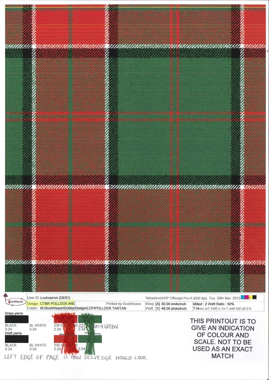 Clan Pollock International General History | Clan Pollok/Pollock ...