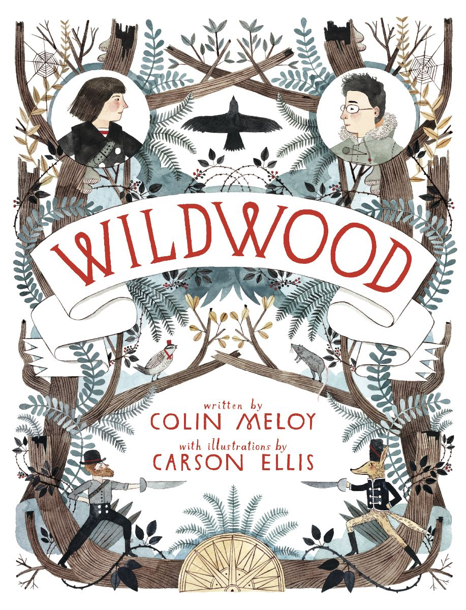 If you need a literary escape to hep you push through these last for fans of the chronicles of narnia comes the first book in the wildwood chronicles the new york times bestselling fantasy adventure series by colin meloy solutioingenieria Images