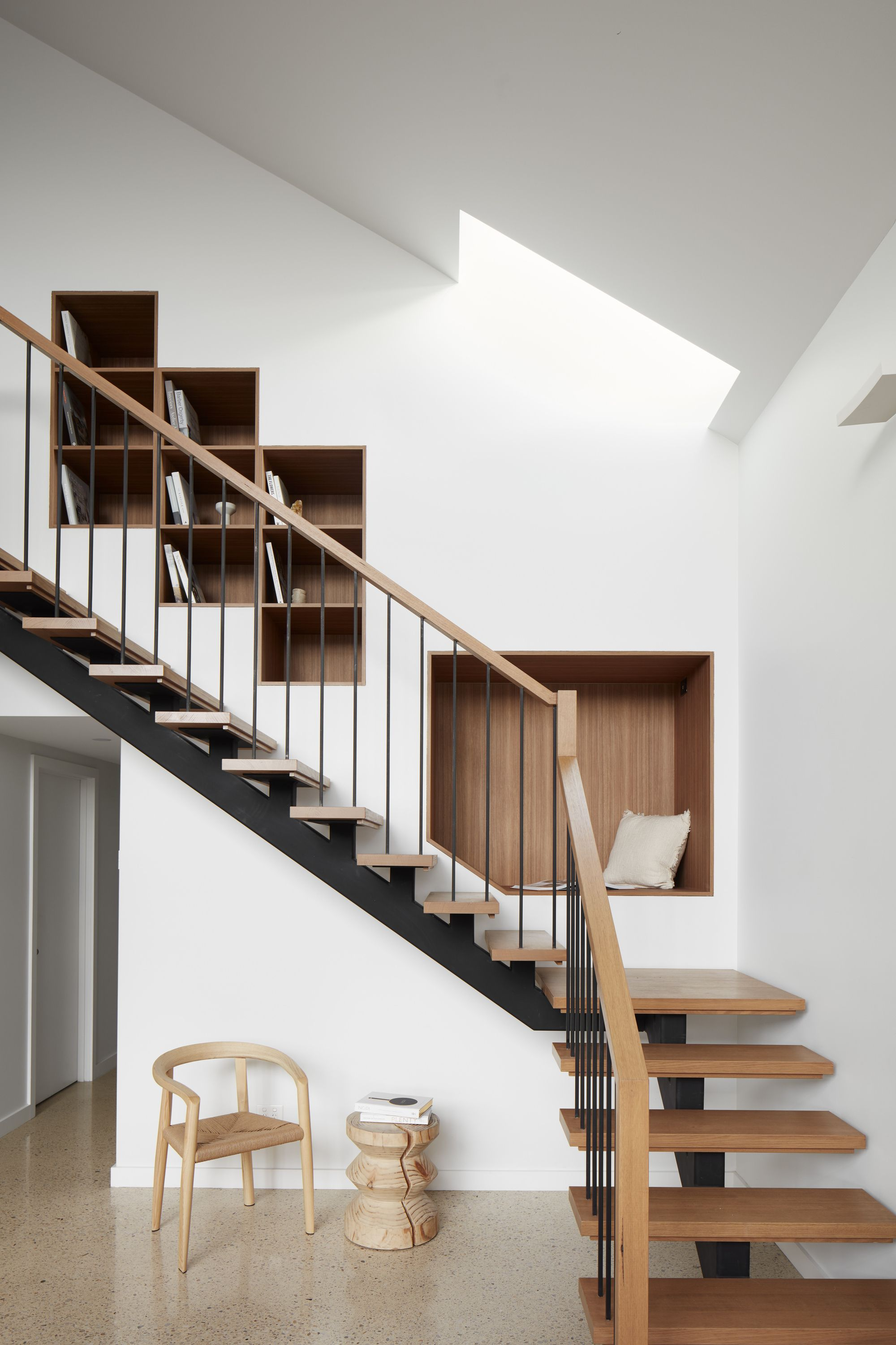 Kingsville Residence | ALL ABOUT HOME | Pinterest | Staircases, Wood ...