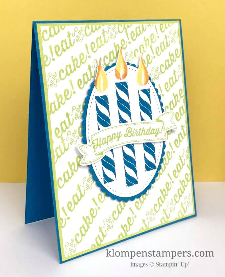 Stamping made simple with this quick easy birthday card using stamping made simple with this quick easy birthday card using the birthday banners stamp set bookmarktalkfo Choice Image
