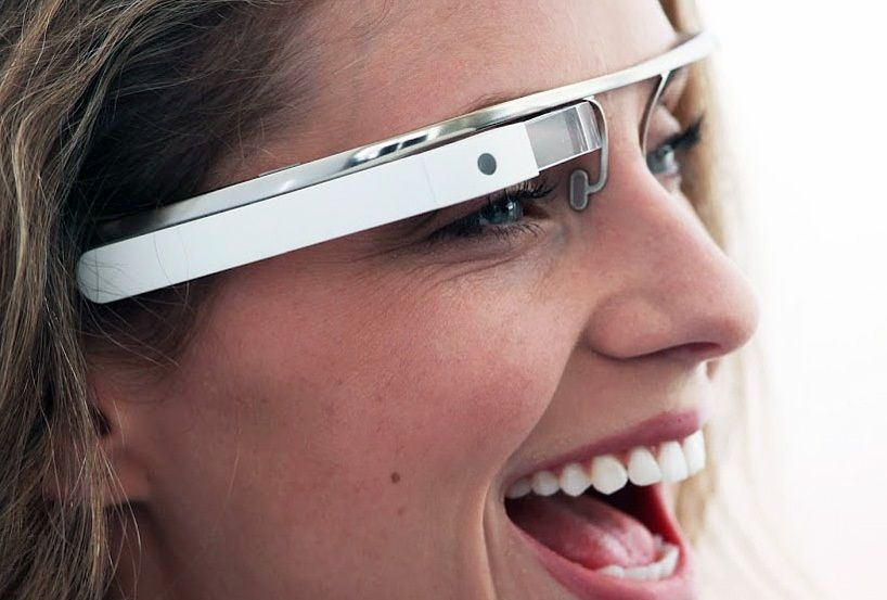 Blue Cheese Nation: The Future Eye Wear With Google Glass