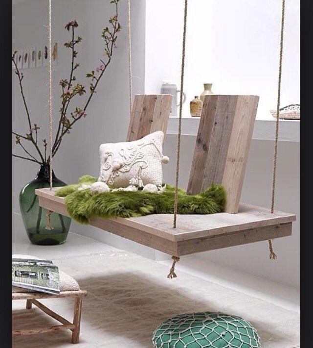 sillón lindo y creativo, perfecto para el hogar