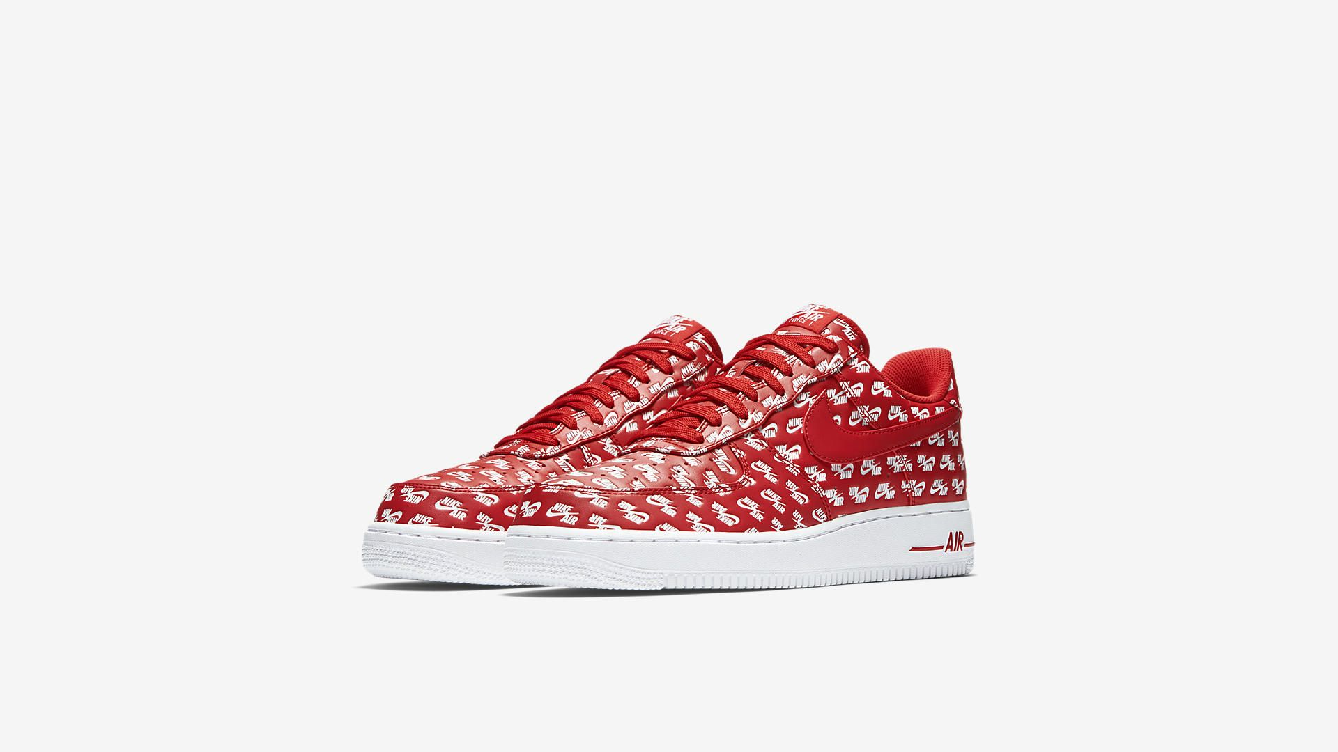 size 40 ce1ce a1e93 Nike Air Force 1 07  – Red   White, ,  snkr,