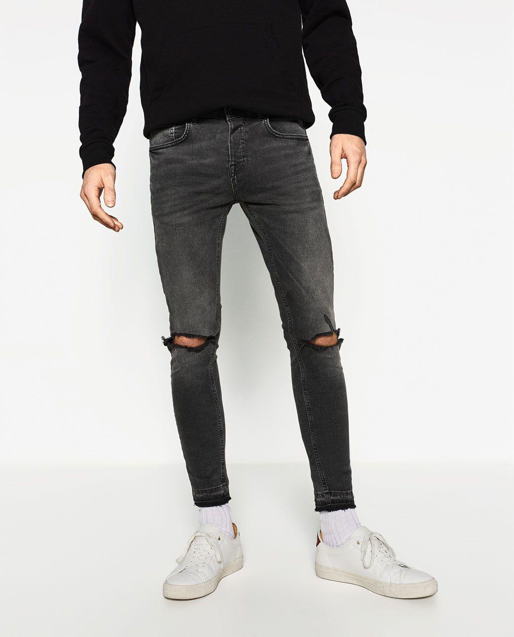 Imagen 2 De Pantalon Skinny De Zara