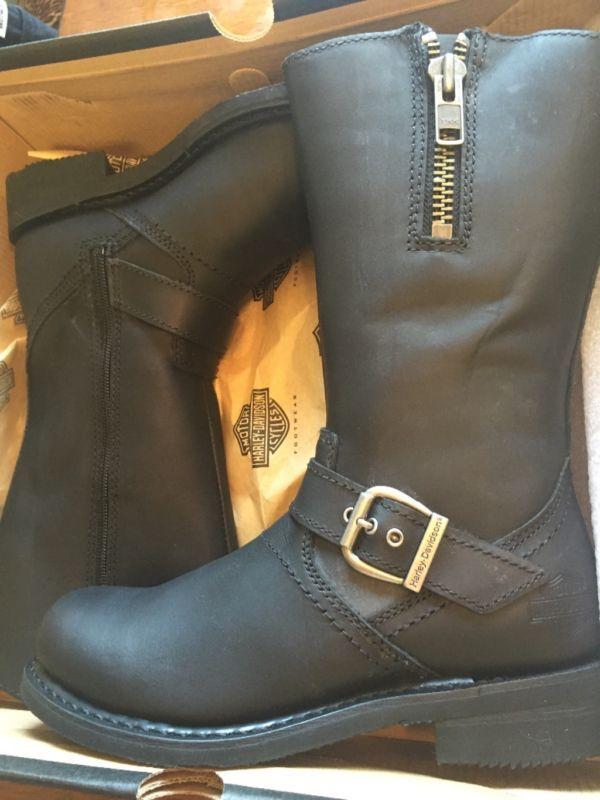 Women s Harley Davidson boots 7.5 Zoe  boots  davidson  harley  womens e80b2dd3fb