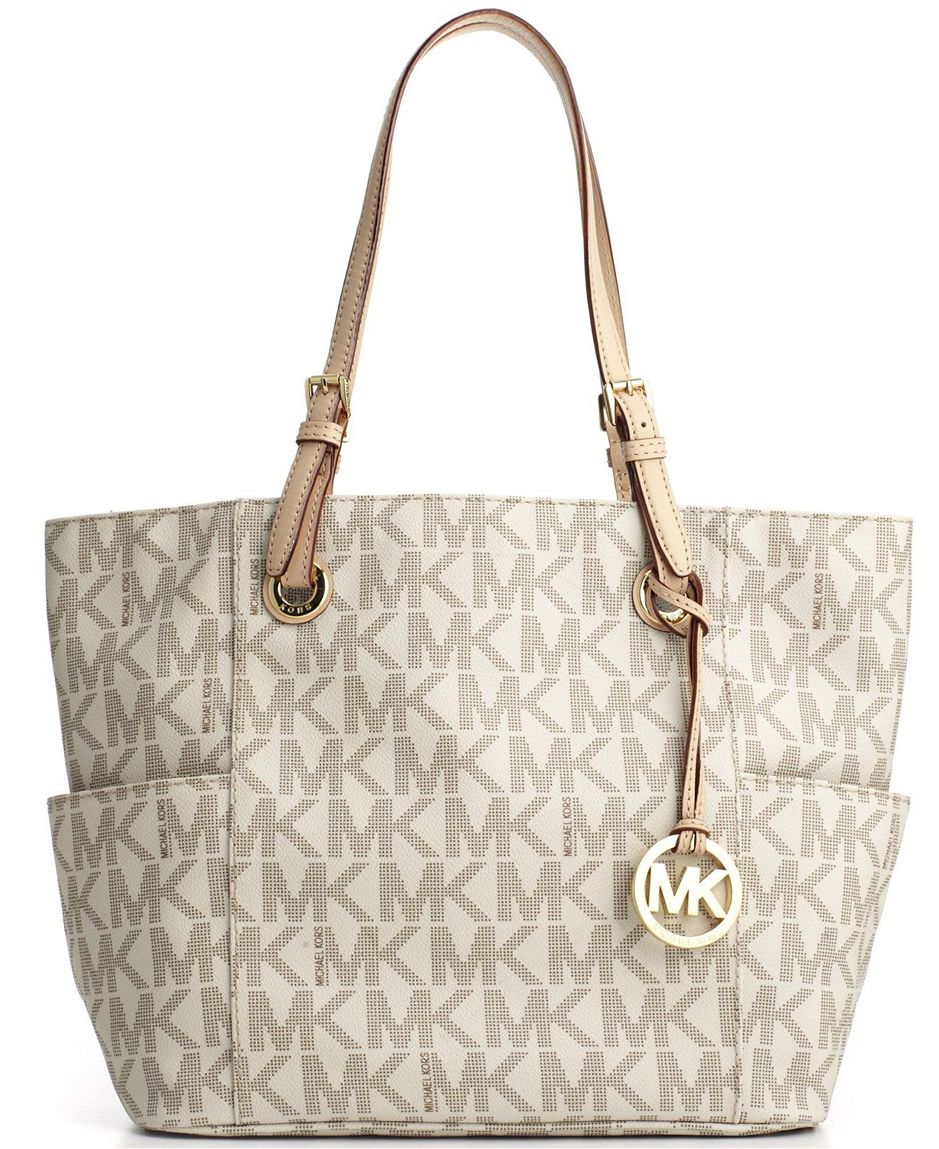 MICHAEL Michael Kors Signature Tote | Tote handbags and Handbag ...