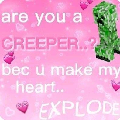 Minecraft Love Memes Minecraft Love Memes Cute Love Memes Wholesome Memes Cute Memes