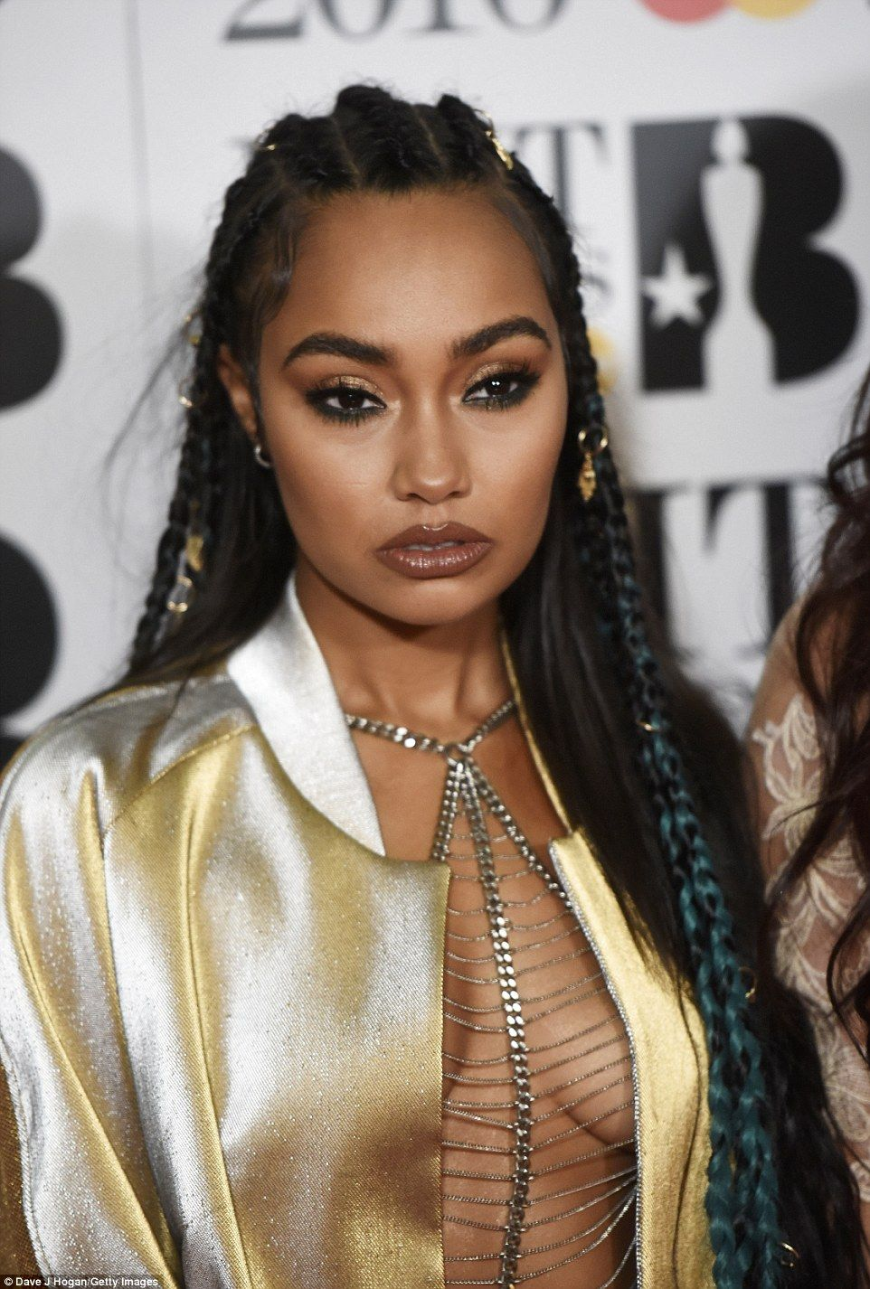 Celebrites Leigh-Anne Pinnock nude photos 2019