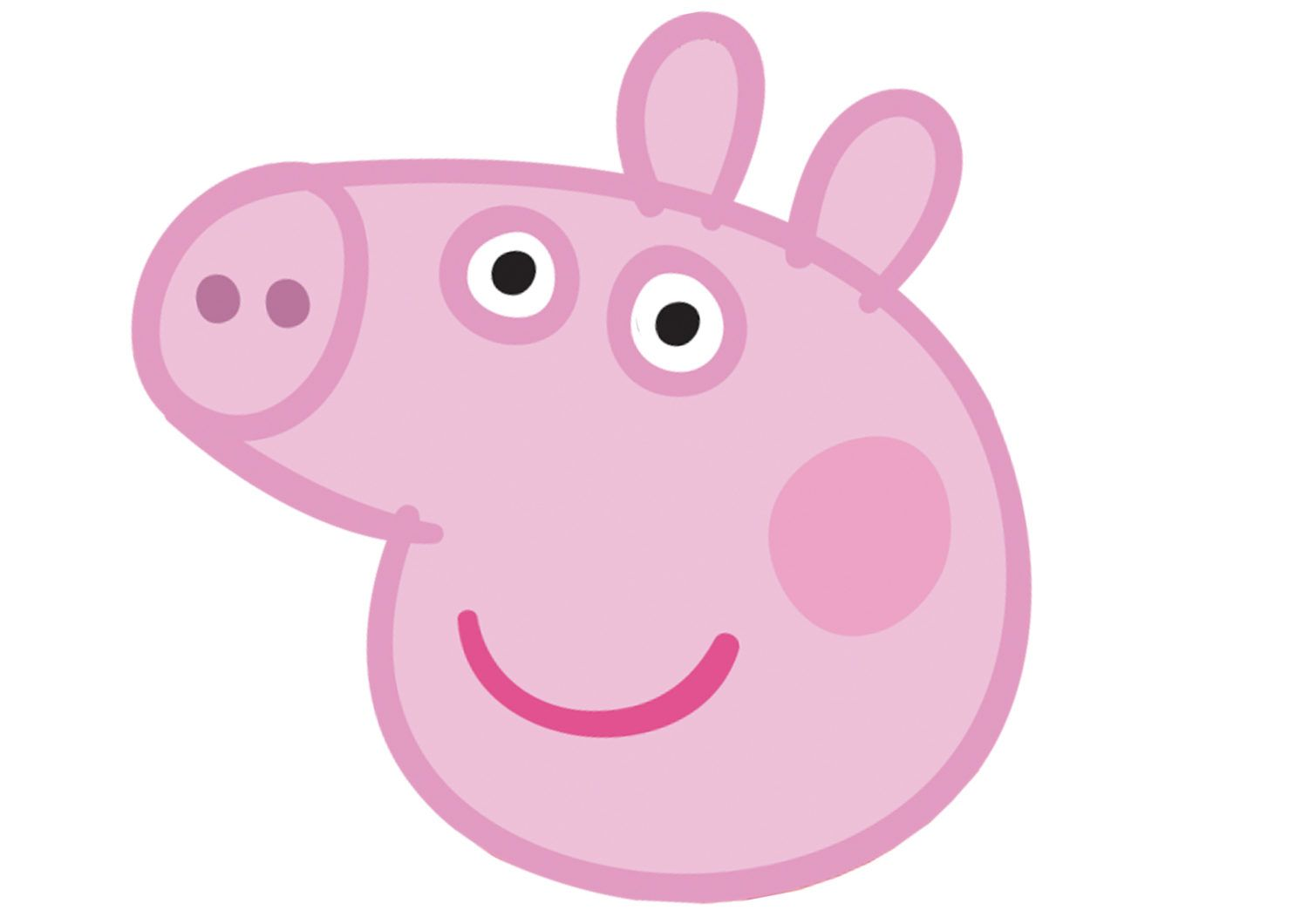 "/"" 3 ans /""Carte d/'anniversaire Official Licensed Peppa Pig George"