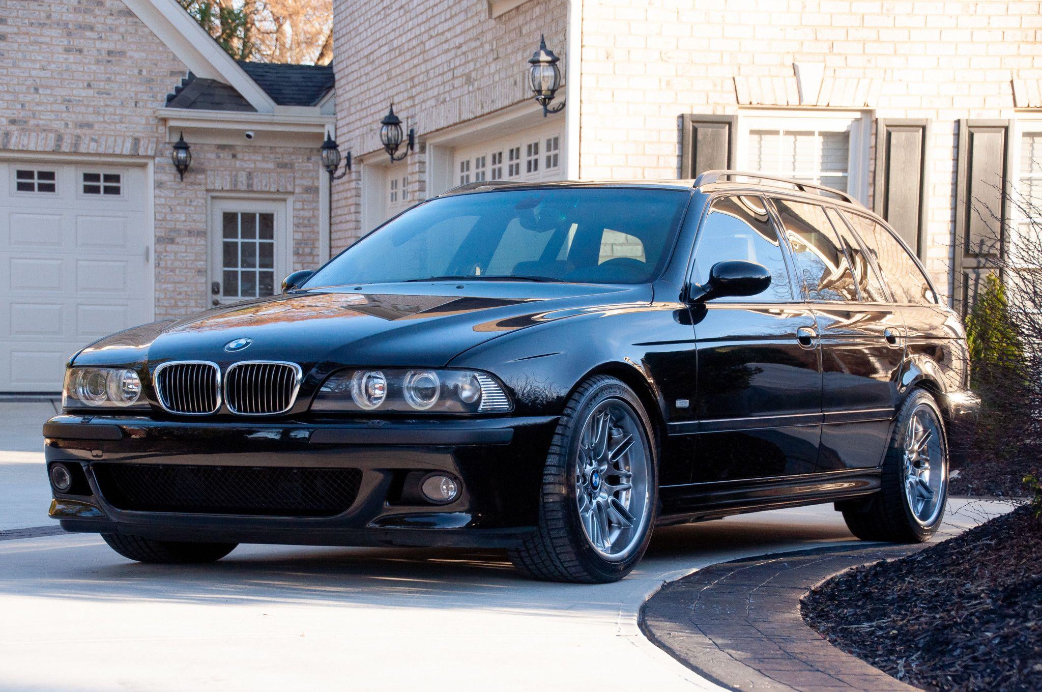 S62 Powered 2003 Bmw 540i Touring M Sport 6 Speed With Images