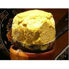 .#10: African Shea Butter Cream 100% Pure  Raw Gold 5 0z.