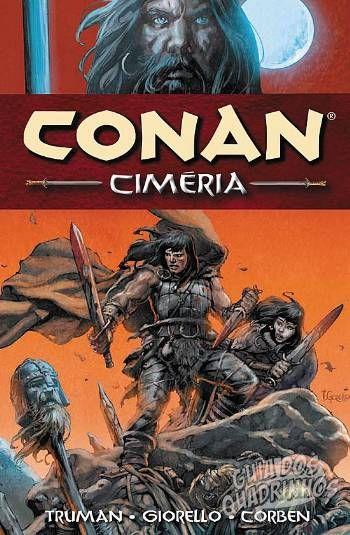 Conan - Ciméria - Mythos - Guia dos Quadrinhos