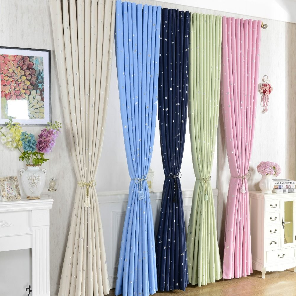 colores moda cortinas