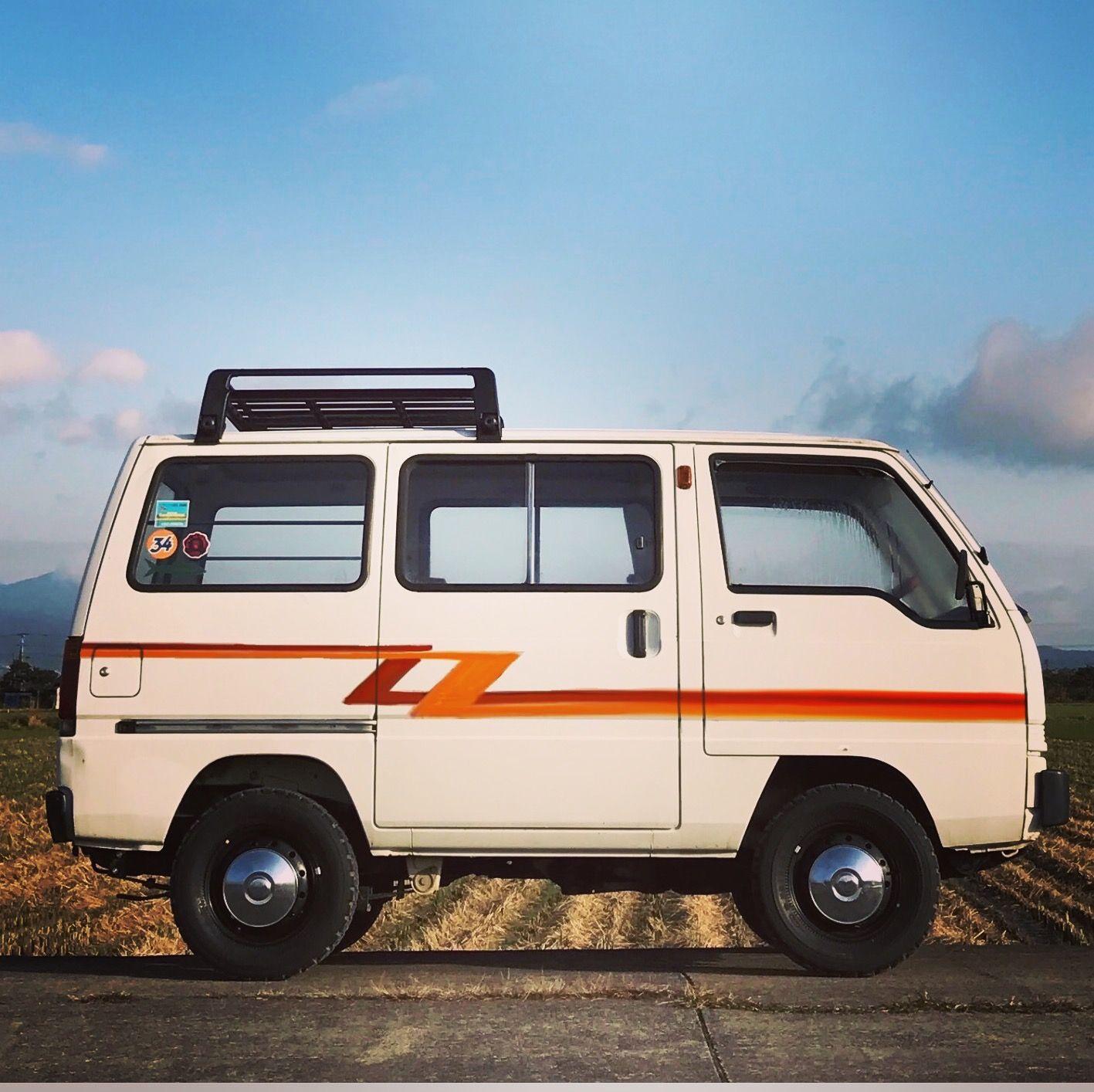 Mitsubishi Minicab 550 Suzuki Carry Mini Trucks Mini Van