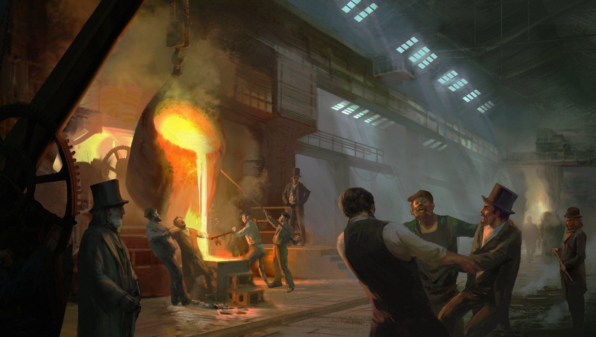 Assassin's Creed Syndicate #AssassinsCreedSyndicate #PC #PlayStation4 #XboxOne #AssassinsCreed #JacobFyre