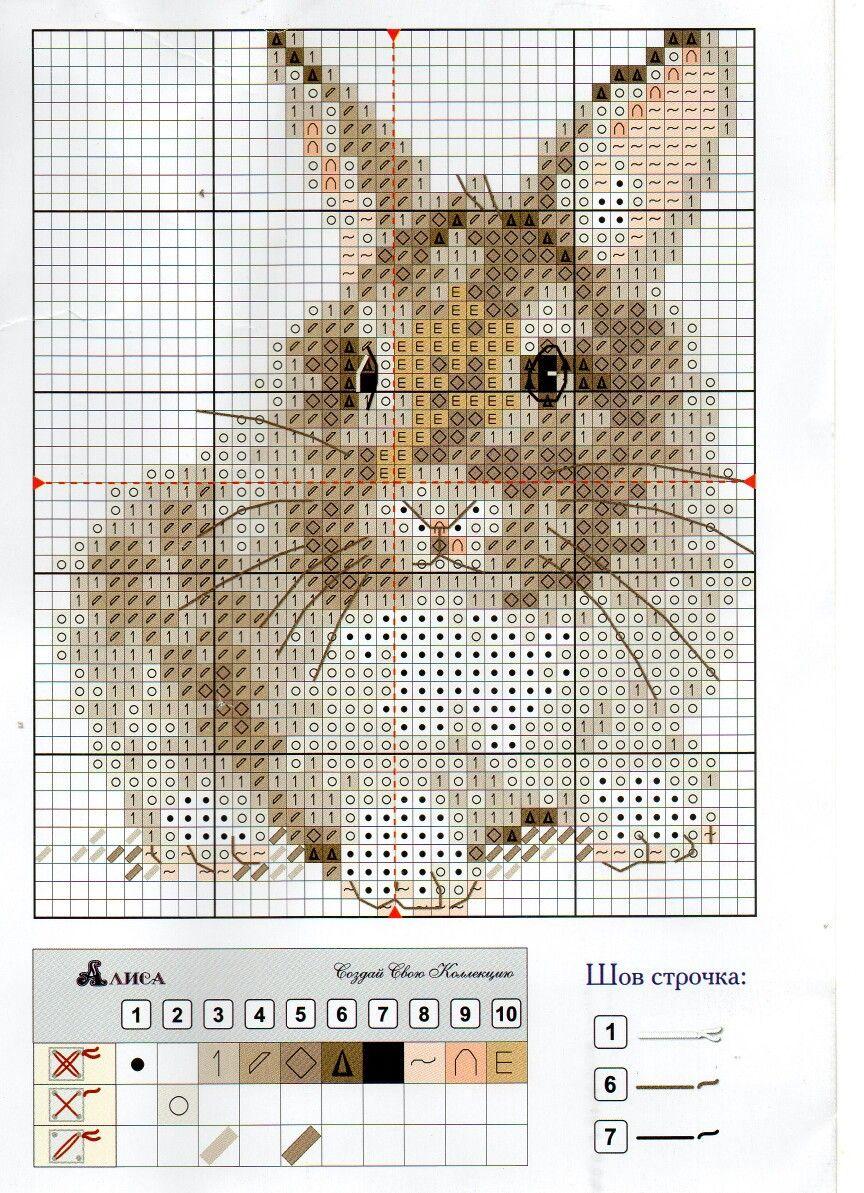 fc032a72ab3befc9e7e6694b7b3b7856.jpg (864×1193) | Cross-stitch ...