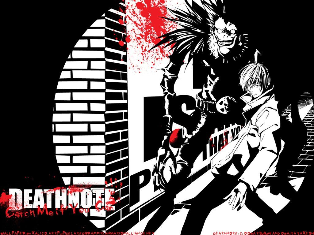 Death Note Hd Wallpapers And Backgrounds  Hd Wallpapers
