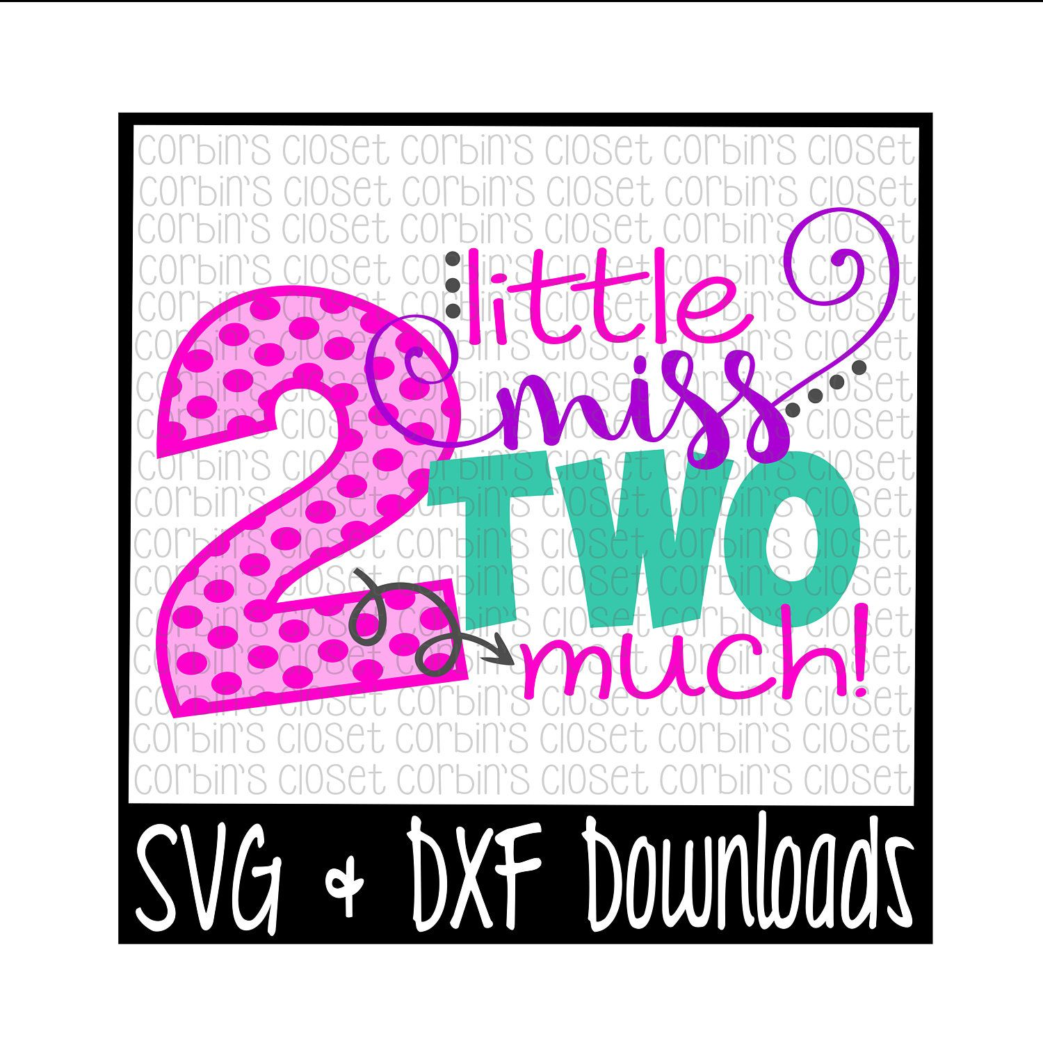 Digital Download Two Year Old Boy SVG Png Crazy Two Years SVG Dxf Ai Jpg Second Birthday Boy SVG Eps 2nd Birthday Boy Baby Cut File