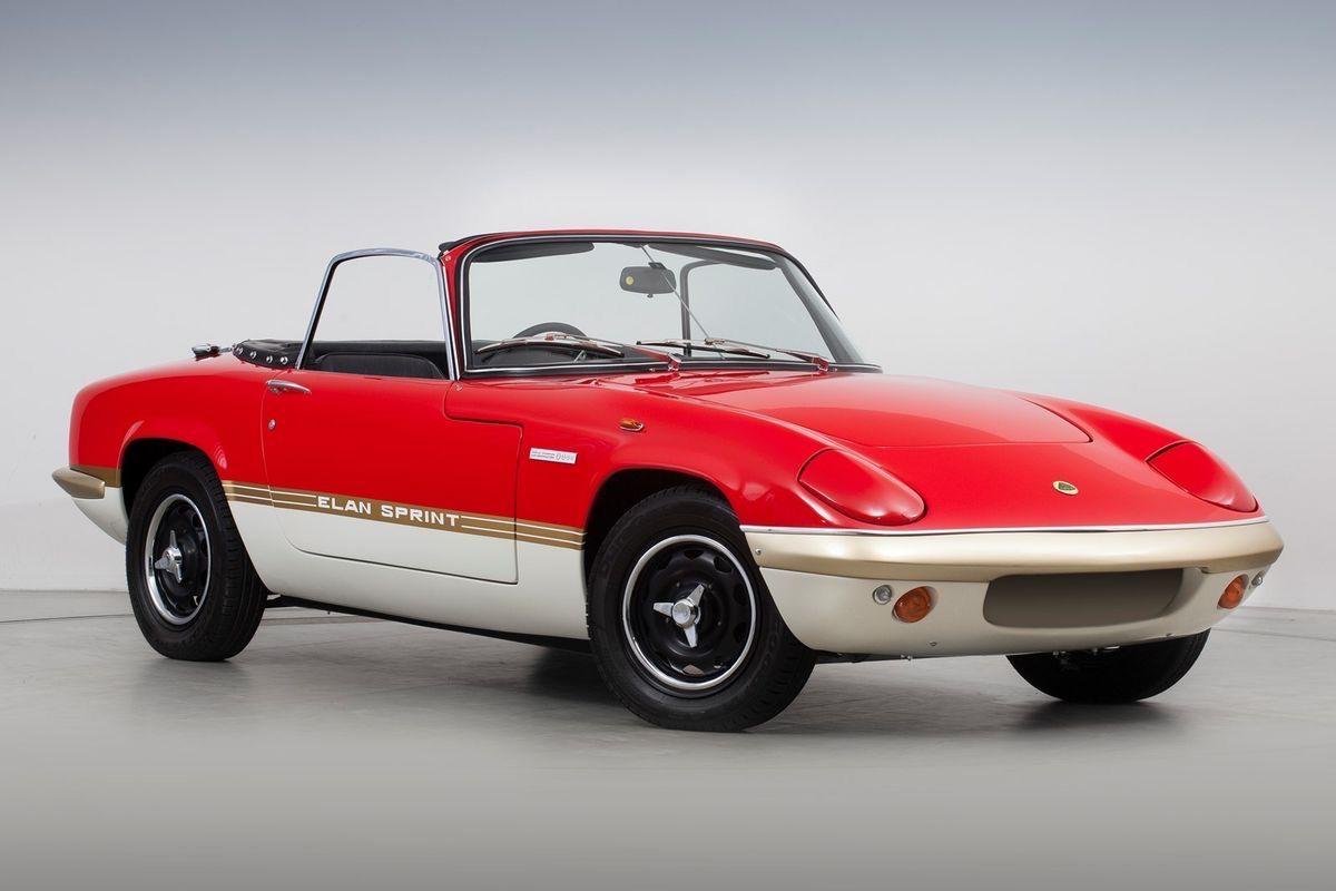 Lotus Elan Sprint (1971)