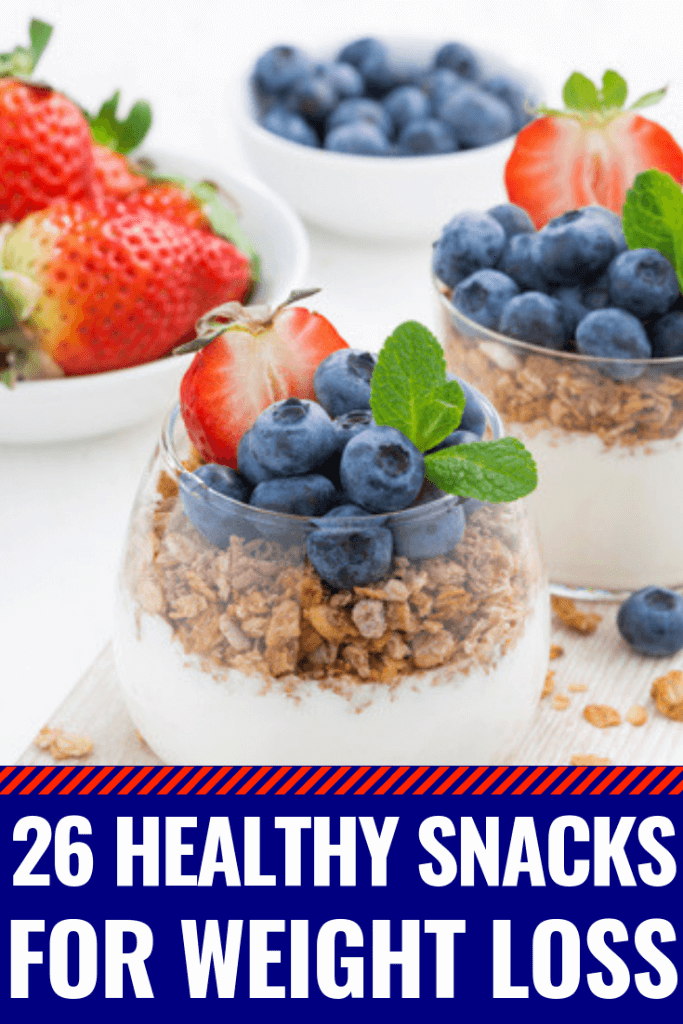 26 Healthy Snacks for Weight Loss images
