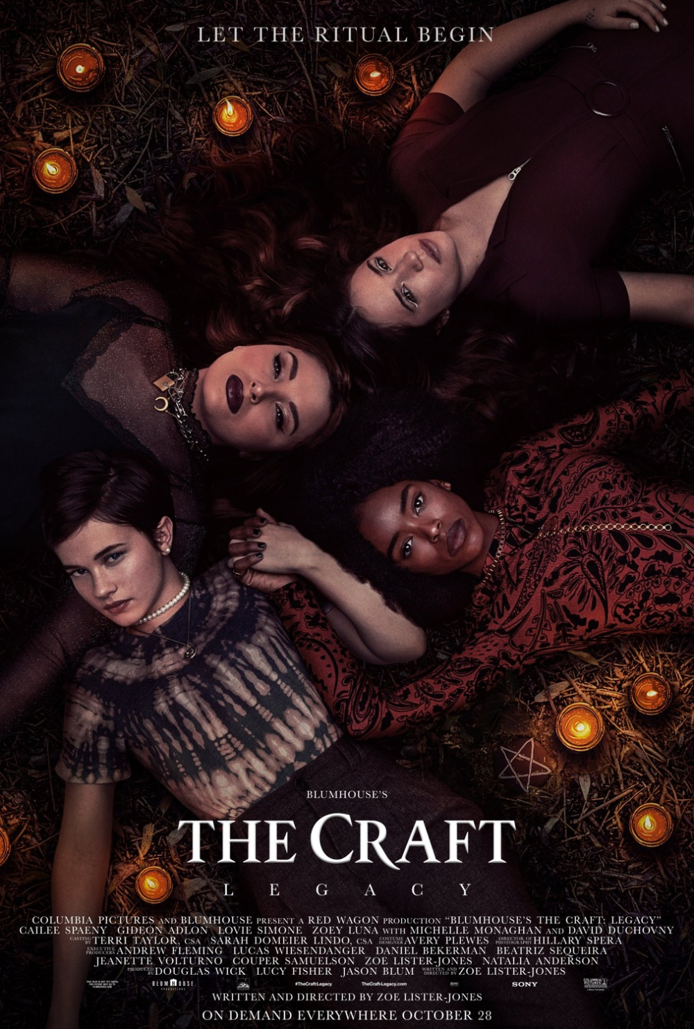 Return To The Main Poster Page For The Craft Legacy The Craft Movie Michelle Monaghan Free Movies Online
