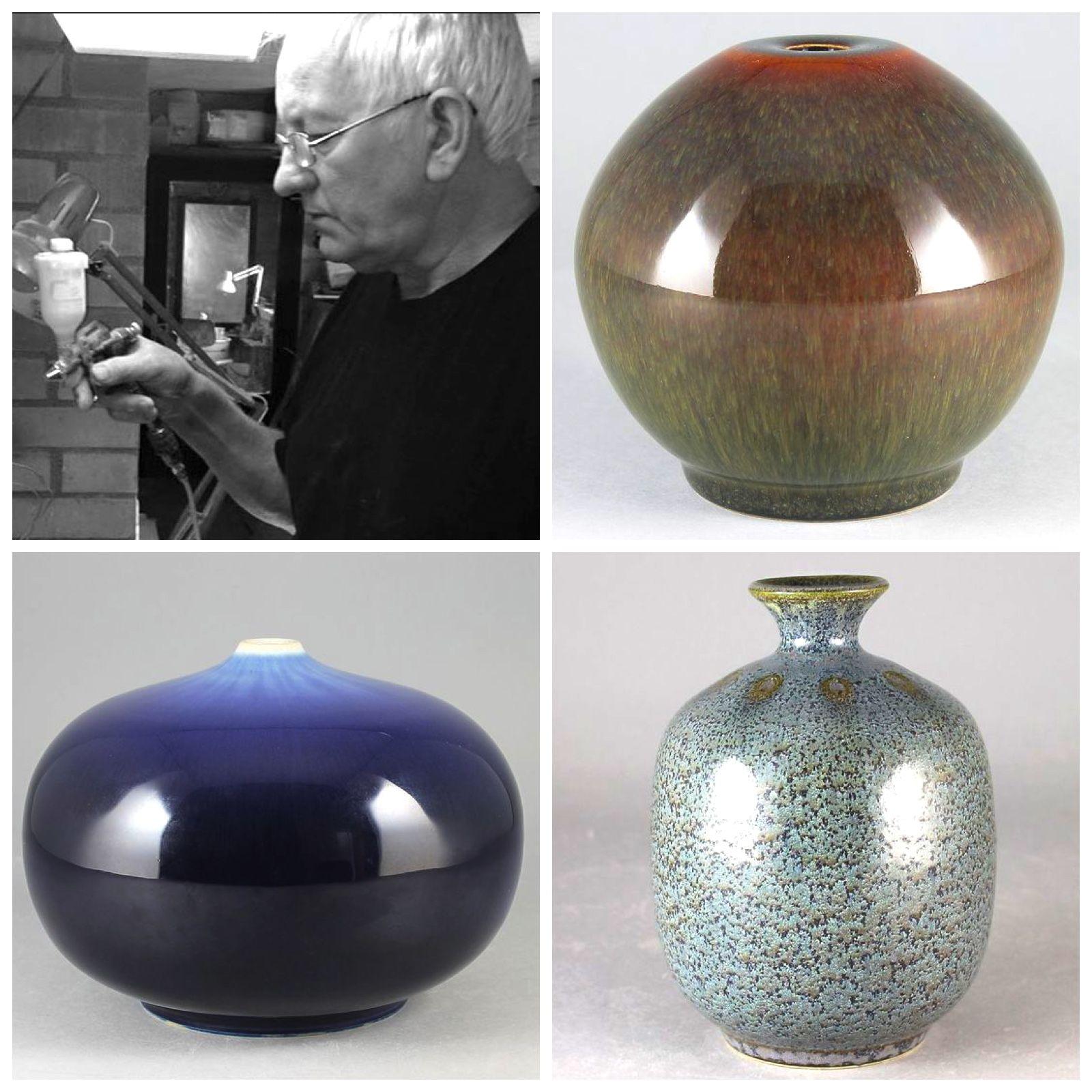 Pin By Mother Sweden On Kjell Bolinder Scandinavian Ceramic Ceramic Design Christmas Bulbs