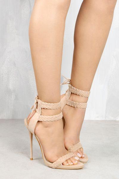 260d8a1c2255 Lola Shoetique - Shopping Cart Nude Shoes