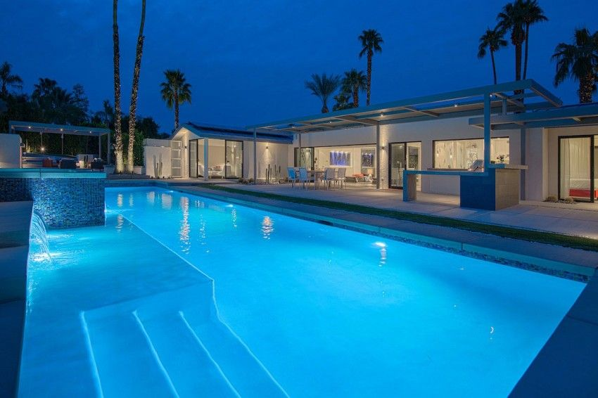 Thunderbird Heights By H3k Design Hollywood Homes Luxury Pools Design
