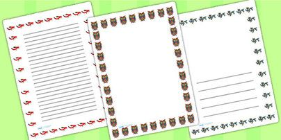 chinese dragon mask page borders chinese new year writing