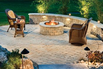 Your Patio Is An Extension Of Your Living Space, A Natural Stone Or Brick  Paver